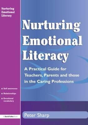 Nurturing Emotional Literacy by Peter Sharp image