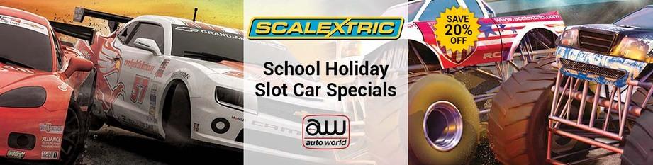 Slot car Specials