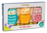 Le Toy Van: Petilou - Chouette Owl Puzzle image