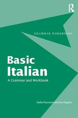 Basic Italian by Stella Peyronnel image