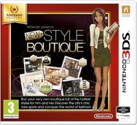 New Style Boutique (Selects) for Nintendo 3DS