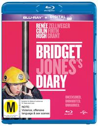 Bridget Jones's Diary on Blu-ray