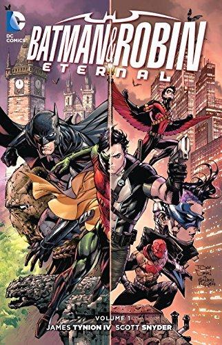 Batman And Robin Eternal Vol. 1 by Scott Snyder