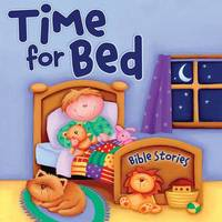 Time for Bed Bible Stories by Juliet David image
