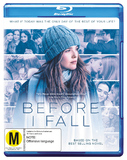 Before I Fall on Blu-ray