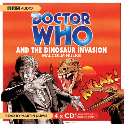 """Doctor Who"" and the Dinosaur Invasion"