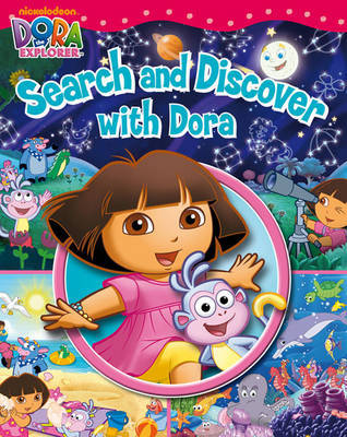 Search and Discover with Dora: 2 by Nickelodeon image