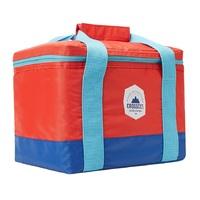 Smash: Crosscut Cooler Bag - Red/Blue (9L)