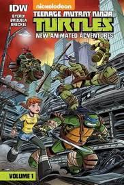 Teenage Mutant Ninja Turtles: New Animated Adventures: Volume 1 by Kenny Byerly