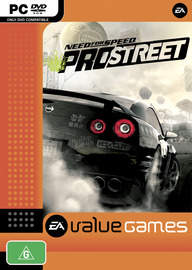 Need for Speed ProStreet (Value Games) for PC Games image