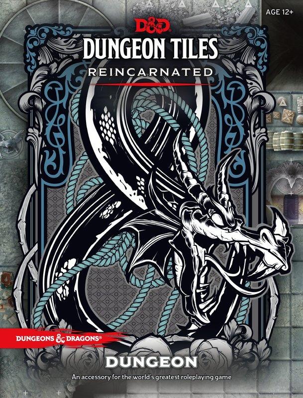 D&D: Dungeon Tiles Reincarnated: Dungeon