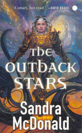 The Outback Stars by Sandra McDonald image