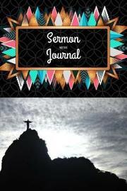 Sermon Notes Journal by Sam Inceoglu