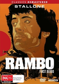 Rambo: First Blood on DVD
