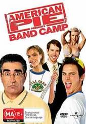 American Pie: Band Camp on DVD