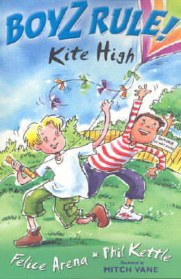 Boyz Rule 27: Kite High by Felice Arena image