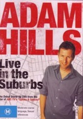 Adam Hills Live In The Suburbs on DVD