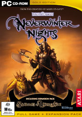 Neverwinter Nights Gold for PC Games