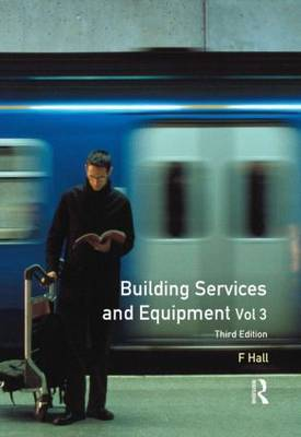 Building Services and Equipment by F. Hall image