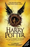 Harry Potter and the Cursed Child - Parts I & II by J.K. Rowling