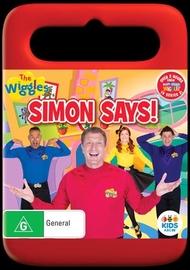 The Wiggles: Simon Says on DVD