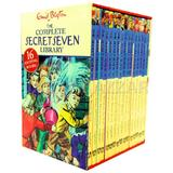 Enid Blyton Secret Seven Complete Collection