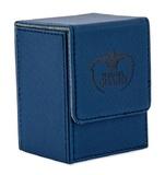 Ultimate Guard: 80+ XenoSkin Flip Deck Case (Blue)
