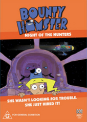 Bounty Hamster - Night Of The Hunters on DVD