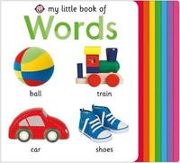 My Little Book of Words by Roger Priddy