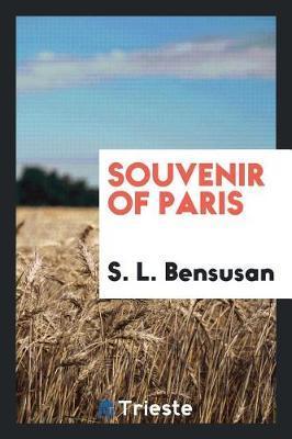 Souvenir of Paris by S.L. Bensusan image