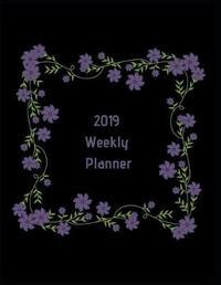 2019 Weekly Planner by R. Jain