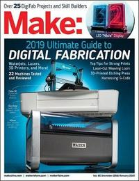 Make: Volume 66 by Mike Senese