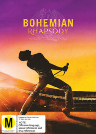 Bohemian Rhapsody on DVD