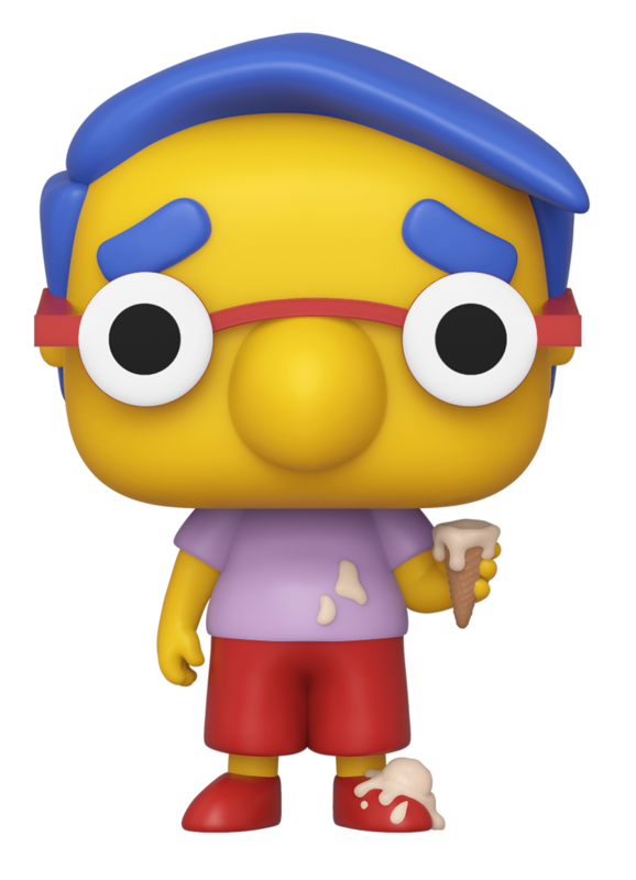 The Simpsons: Milhouse - Pop! Vinyl Figure