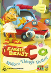 Engie Benjy - Makes Things Better on DVD