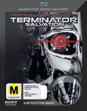 Terminator: Salvation on Blu-ray