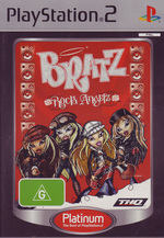 Bratz Rock Angelz for PS2