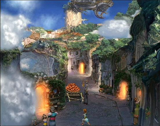 Baten Kaitos for GameCube image