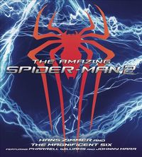 The Amazing Spider-Man 2: Rise of Electro OST (Deluxe Edition) by Various Artists