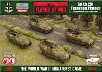 Flames of War: Transport Platoon (Plastic)