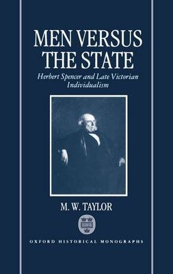 Men Versus the State by M.W. Taylor image