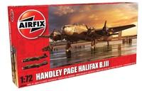 Airfix Handley Page Halifax B.III 1:72 Model Kit