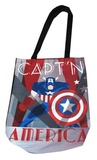 Marvel: Captain America - Deco Shopper Tote Bag