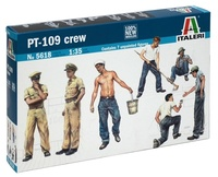 Italeri: 1:35 PT 109 Crew/Accessories - Conversion Kit