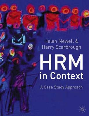 Human Resource Management in Context image
