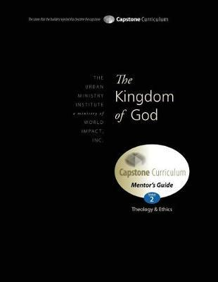 The Kingdom of God, Mentor's Guide by Don L Davis image