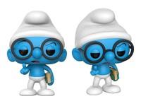 Smurfs - Brainy Smurf Pop! Vinyl Figure