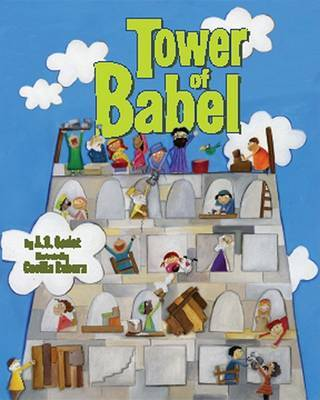Tower of Babel by A S Gadot image