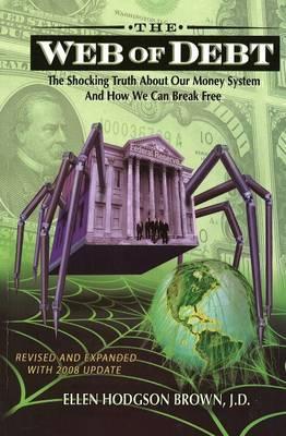 The Web of Debt by Ellen Hodgson Brown image