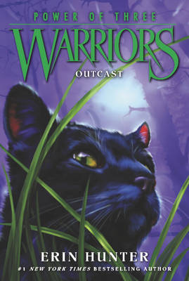Warriors: Power of Three #3: Outcast by Erin Hunter